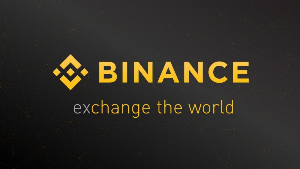Binance exchange handelen crypto