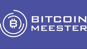 Bitcoin meester logo broker