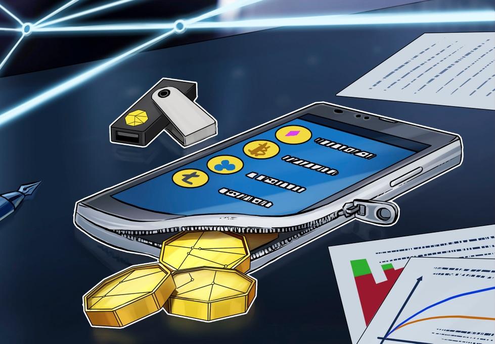 crypto bitcoin hardware wallet